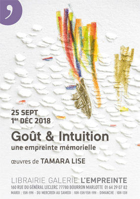 Goût & Intuition une empreinte mémorielle